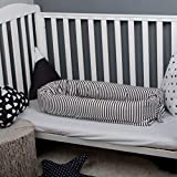 Baby nest with removable cover, toddler size nest bed portable crib lounger baby bassinet co sleeper babynest grand bed travel pad pod for newborn co sleeping