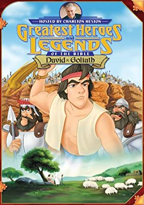 Greatest Heroes and Legends of the Bible: David and Goliath