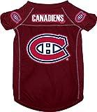 NHL Montreal Canadiens Pet Jersey,  Medium