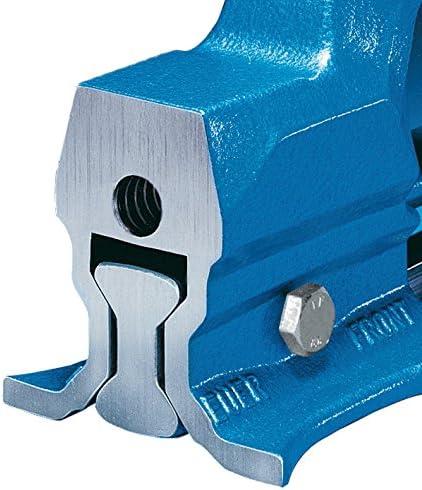 color azul Tornillo de banco Flex 100 160