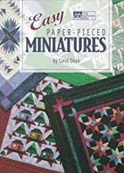 Easy Paper-Pieced Miniatures