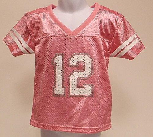 wholesale dealer c116c 9ead1 Toddler Girls Dallas Cowboys Fan Fashion Jersey Pink (2T ...
