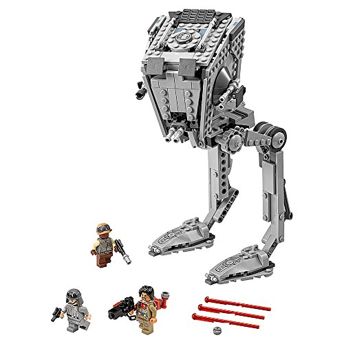 Star Wars For Boys (LEGO Star Wars AT-ST Walker 75153 Star Wars Toy)