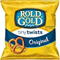 Rold Gold Tiny Twists Pretzels, 1 Ounce (Pack of 44)