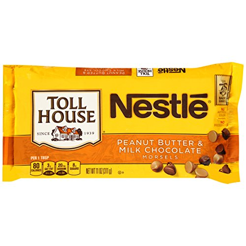 NESTLE-Toll-House-Morsels-Peanut-Butter-Milk-Chocolate-Bag-11-oz