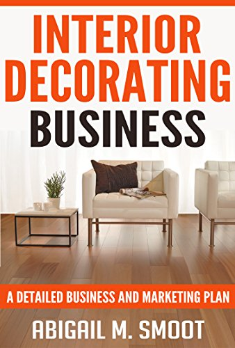 Amazon Com Interior Decorating Business A Detailed Business And