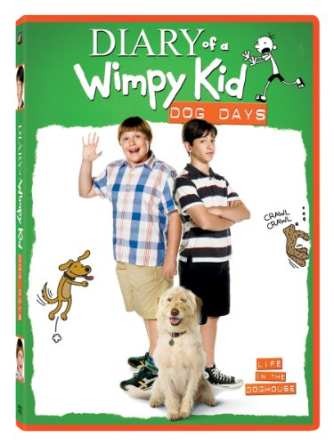 Price comparison product image Diary of a Wimpy Kid: Dog Days