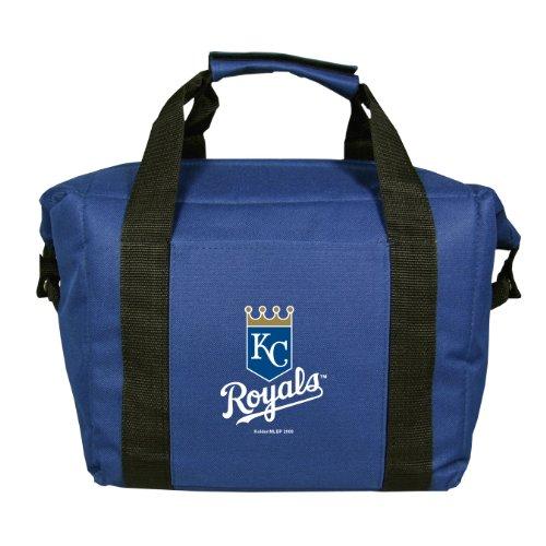 MLB Kansas City Royals Soft Sided 12-Pack Cooler Bag ()