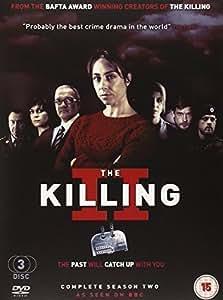 The Killing: The Complete Season 2 (Forbrydelsen) [Region 2] by ***** NON-U.S.A. FORMAT: PAL + Region 2 + U.K. Imp