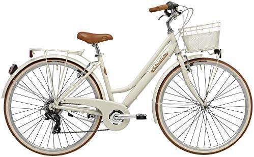 28 pulgadas Mujer City bicicleta 6 velocidades adriatica Retro ...