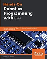 Hands-On Robotics Programming with C++ Front Cover