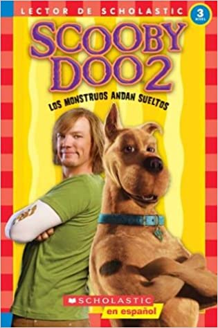 Amazon Com Scooby Doo Movie Ii Monsters Unleashed Reader Sp 9780439617154 Del Sur Duendes Books