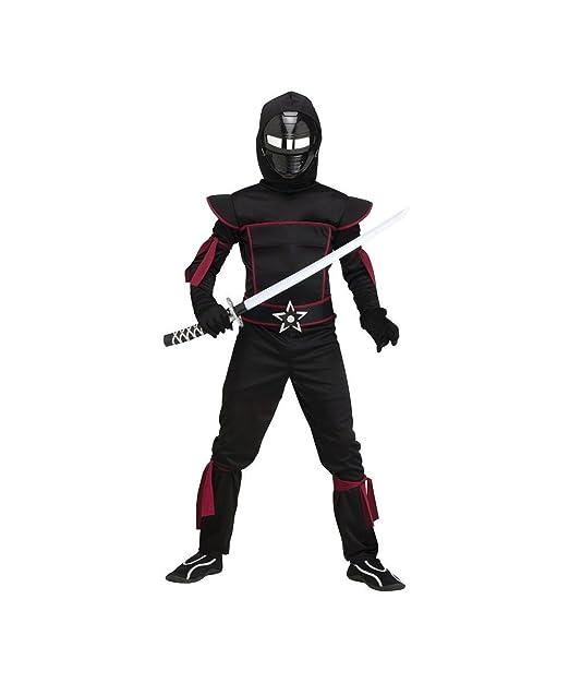 Masked Ninja Child Costume - L: Clothing - Amazon.com