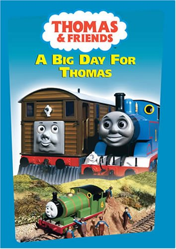 Thomas and Friends - Big Day for - Ben Uk Sherman Sale