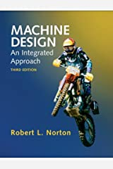 Machine Design: An Integrated Approach (3rd Edition) Hardcover