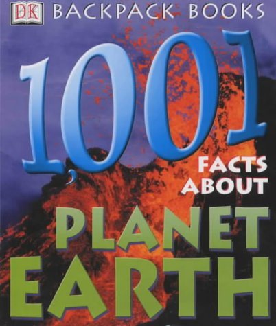 Backpack Books: 101 Facts About Planet Earth Paper