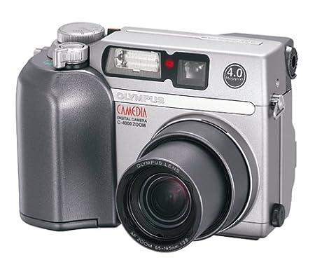 Olympus Camedia C-4000 4MP Digital Camera w/ 3x Optical Zoom