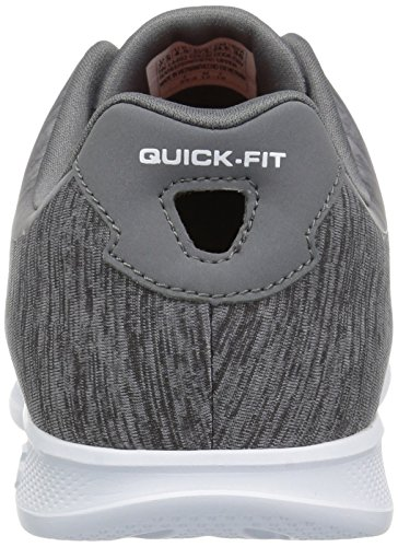 Skechers Go Step Lite Beam Mujer US 5 Gris Zapato para Correr