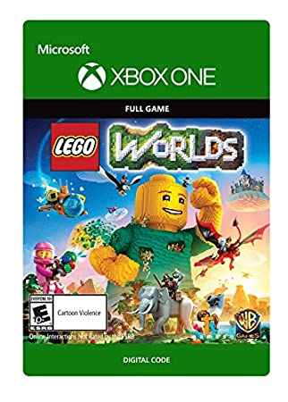 LEGO Worlds - Xbox One [Digital Code]