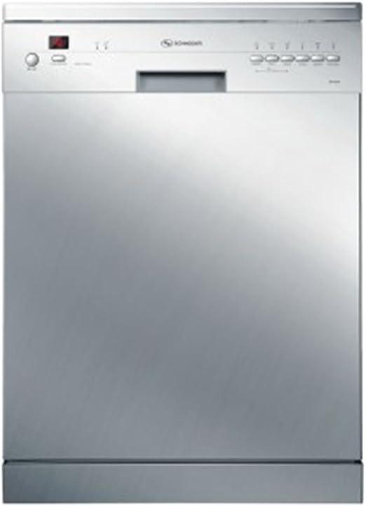 Schneider lavavajillas inox 6 programas slfs6431x: 271.04: Amazon ...