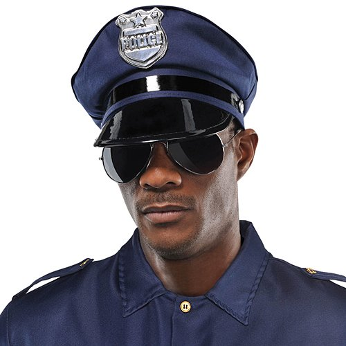 Amscan Police Hat - Costume -