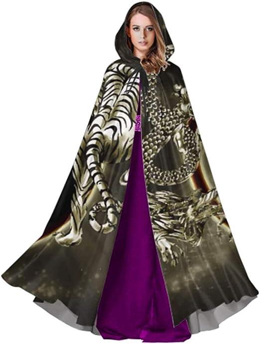 Monican Dragón Chino Tigre Tai Chi Bagua Yin Yang Capas y Capas ...