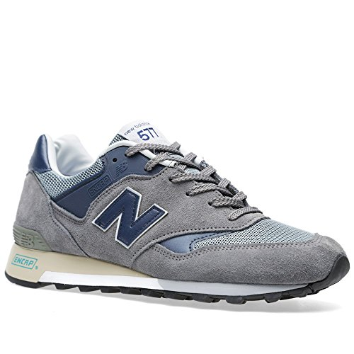 New Balance M577ANG - Deportivas, color gris - Grau (Grey)