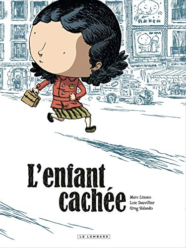 L'enfant cachee (French Edition)