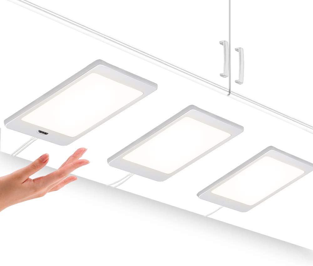 LED Küchenunterbauleuchten Schrankleuchten Flach mit
