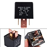 12V 80A AMP 5-Pin SPDT Split Charge Automotive Relay Car Vehicle Van Boat Relay
