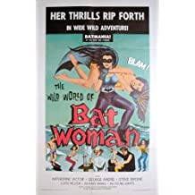 The Wild World of Batwoman Poster Movie 11 x 17 Inches - 28cm x 44cm Katherine Victor George Mitchell Steve Brodie Richard Banks Steve Conte