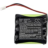 Cameron Sino Ni-MH 6.00V 1000mAh/6.00Wh Replacement Batteries for Kenwood PB-32 PB-32H PB-33 PB-34, Kenwood TK-208 TK-308 TH-22AT TH-42AT TH-20B TH-30B H-79A TH79A TH-208 TH-308 TK-44AT TK-79AT