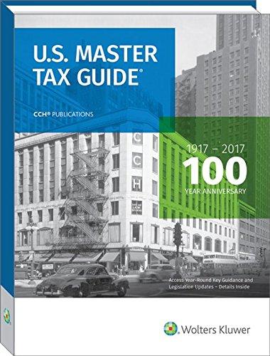 U.S. Master Tax Guide (2017)
