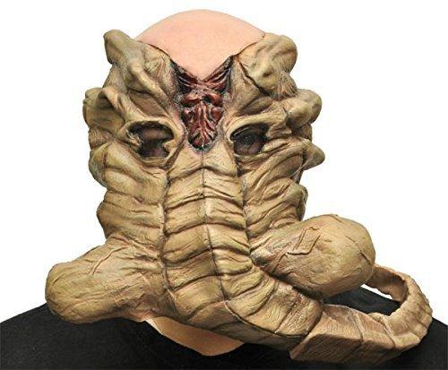 [Rubie's Costume Co Latex Alien Face Hugger Mask Costume by Rubie's] (Latex Alien Mask)
