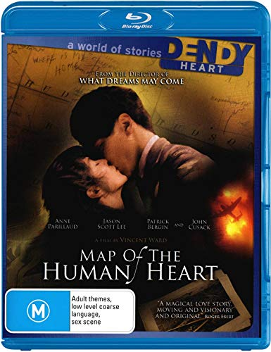 Map of the Human Heart [Blu-ray]