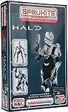 Bandai Sprukit New Halo Spartan Commander Sarah Palmer Poseable 5