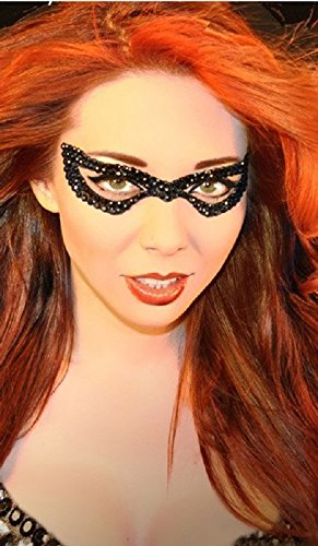 Xotic Eyes Bad Girl Mask – Masks, Hats a