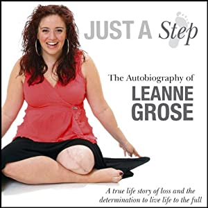 Just a Step Audiobook