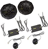 """Kicker 40CSS654 6.5"""" 300W Component Speakers Systems"""