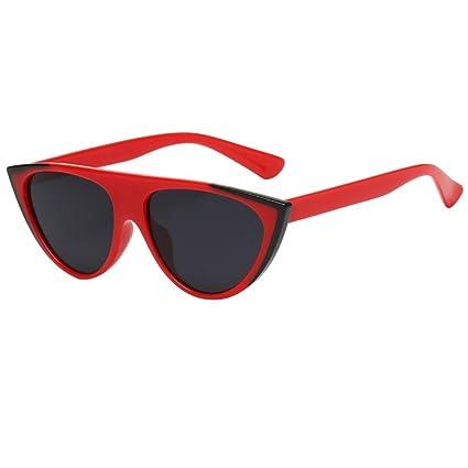 Btruely Herren_Gafas de Sol Hombre Super Cat Eye Triangle Gafas de Sol Mujer polarizadas Aviador Unisex