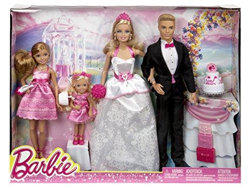 Magipea Barbie And Ken Wedding Set Buy Online In Uae