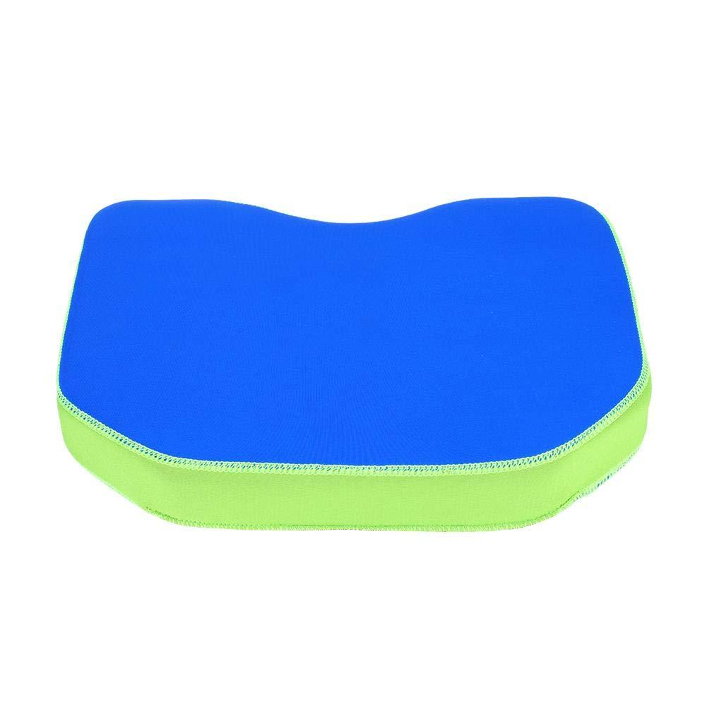 Yonhchop High Elastic Black Thick Suction Cup Cushion Kayak Fishing Box Fishing Chair Cushion Pad Accessory blue