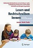Book cover image for Lesen und Rechtschreiben lernen nach dem IntraActPlus-Konzept: Vollständig individualisiertes Lernen in Klasse 1 und 2, Frühförderung, Kindergarten ... und therapiert Legasthenie (German Edition)