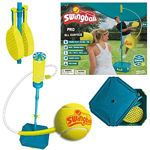 All Surface PRO Swingball Tetherball - Portable Tetherball Set