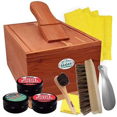shoe care box - 8