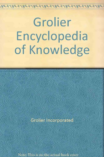 Grolier Encyclopedia of Knowledge