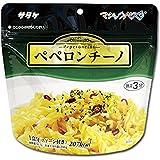 サタケ マジックパスタ 備蓄用 ペペロンチーノ 56.3g×10個 セット (防災 保存食 非常食)