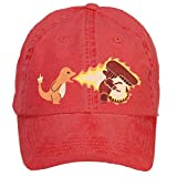 SAMMA Unisex Alien Xenomorph Design Adjustable Baseball Hat