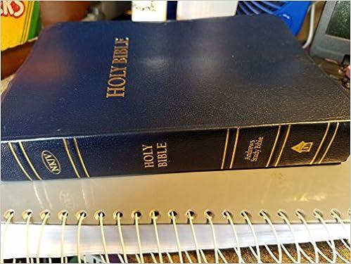 Andrew's Study Bible: New King James Version: Amazon com: Books