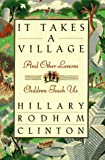 It Takes a Village, Hillary Rodham Clinton, 0684826615